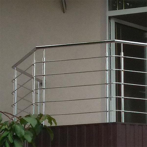 перила, перила на балкон
