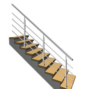 перила цена, перила на сходи