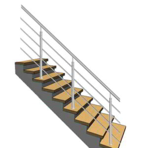 перила, перила на сходи